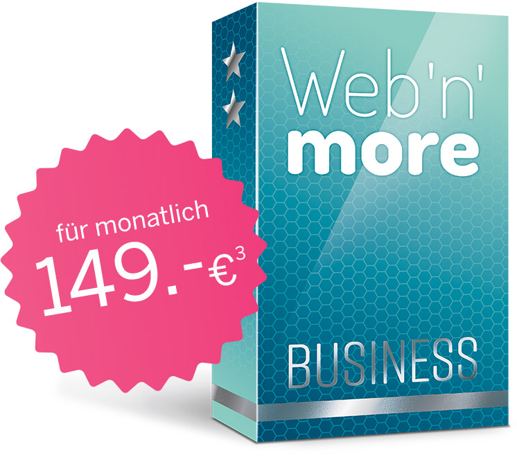 Web'n'more Business